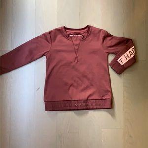 Zara sweatshirt size 6/7